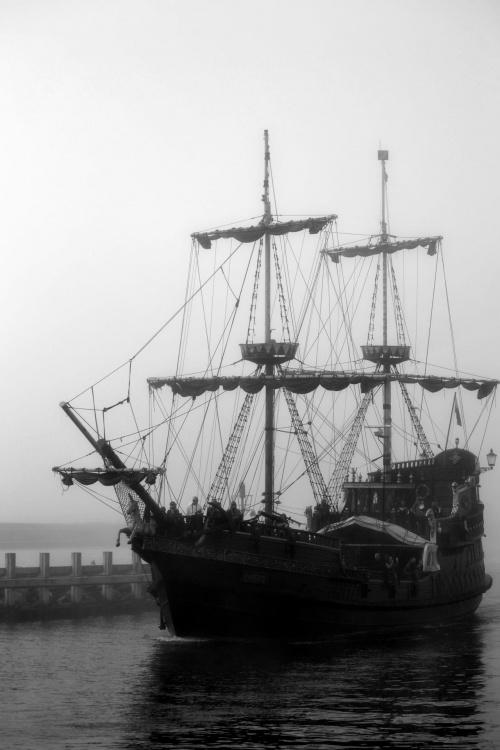 Powrót z mgły...