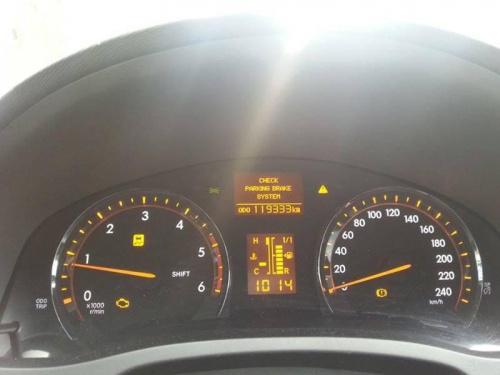 Genialny TOYOTA AVENSIS FORUM • Zobacz wątek - [T27] Check Parking Brake System OL82