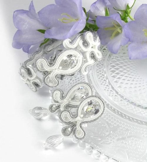 Biżuteria ślubna sutasz