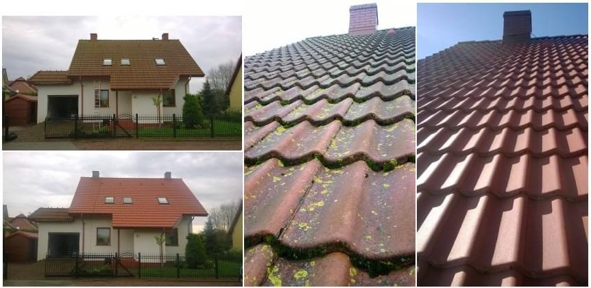 konserwacja dachu szczecin
