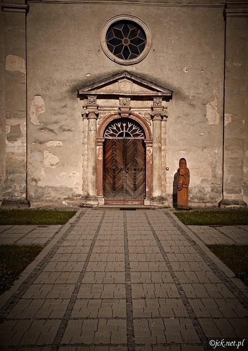 Rytwiany - klasztor