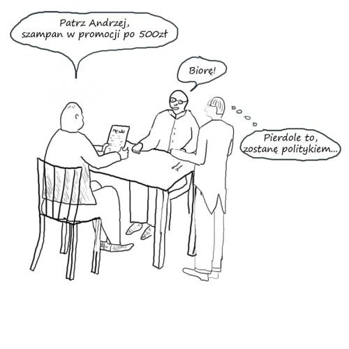 Polityczny Stół