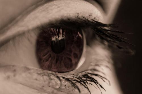 Oko w zbliżeniu #makro #oko