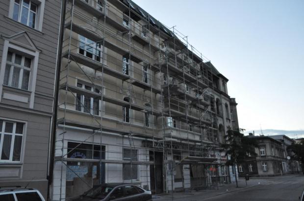 Bydgoszcz Pomorska #Bydgoszcz #kamienica #remont