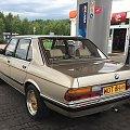 BMW 525E Tankowanie #BMW525e #BMWE28 #ETA