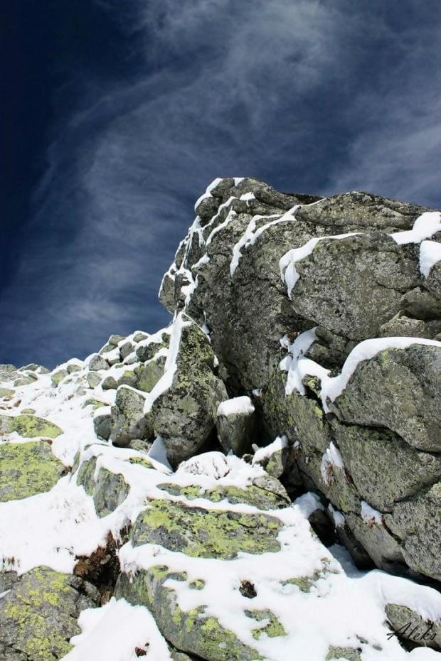 na szlaku #góry #krajobraz #tatry