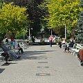 Park #busko #czarny #leszek #park #pomnik #uzdrowisko