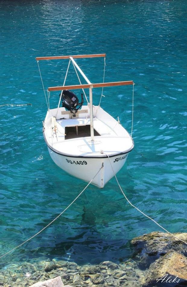 Sumartin i trochę lata z pozdrowieniami dla Snapshot-a ;) #chorwacja #lato #woda