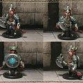 Brunon Silveraxe #Dragons #Dungeons #Figurki #Lochy #miniatures #Ręczne #Smoki