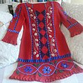 sukienka z kordonka #SzukienkaNaSzydełku #SzukienkaZKordonka #szydełko