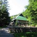 Dolna stacja kolejki gondolowej na Szyndzielnie #Góry #BeskidŚląski #Szyndzielnia #Klimczok #Skrzyczne