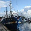 Kutry rybackie w porcie Ustka #BydgoskiWodniak #ustka #port