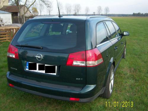 Opel Vectra C 2.0T #kombi #opel #vectra