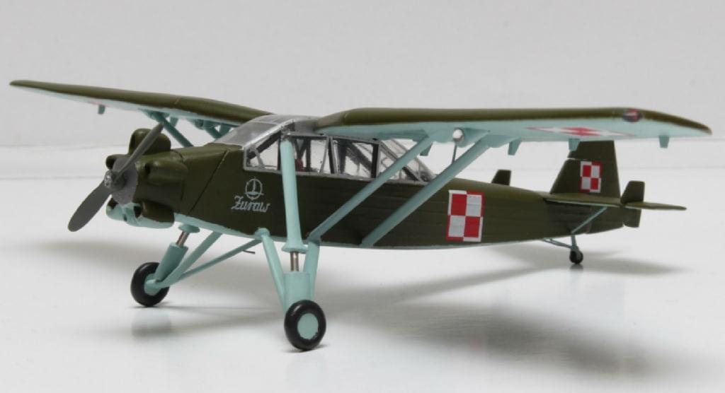 LWD Żuraw - Broplan 1/72 69c903f2120ce271