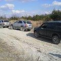 #błoto #frontera #kia #marzec #offroad #patrol #piach #sorento #spotkanie #zlot