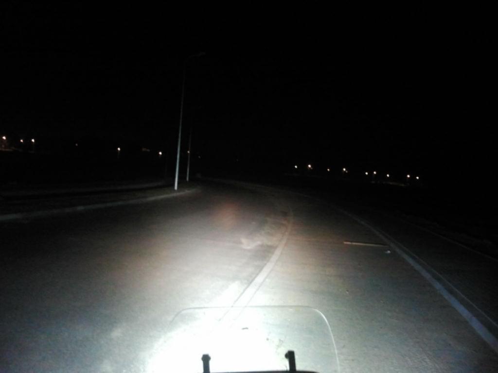 lampy do oświetlenia parkingówego led
