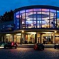 hotel z zewnątrz #hotel #OrganizacjaImprez #restauracja #SaleKonferencyjne #spa