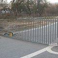 brama przesuwana #bramy #BramyPrzesuwanie #PrzedmiotyZeStaliNierdzewnej